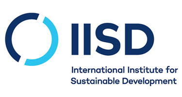 International Institute for Sustainable Development Logo
